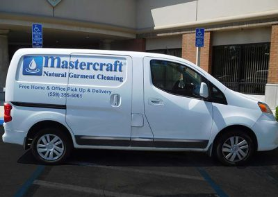 The Mastercraft Route Van