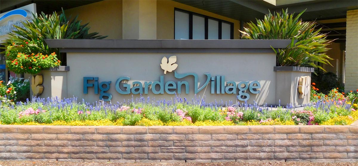 Fig Garden Village - Fresno, CA