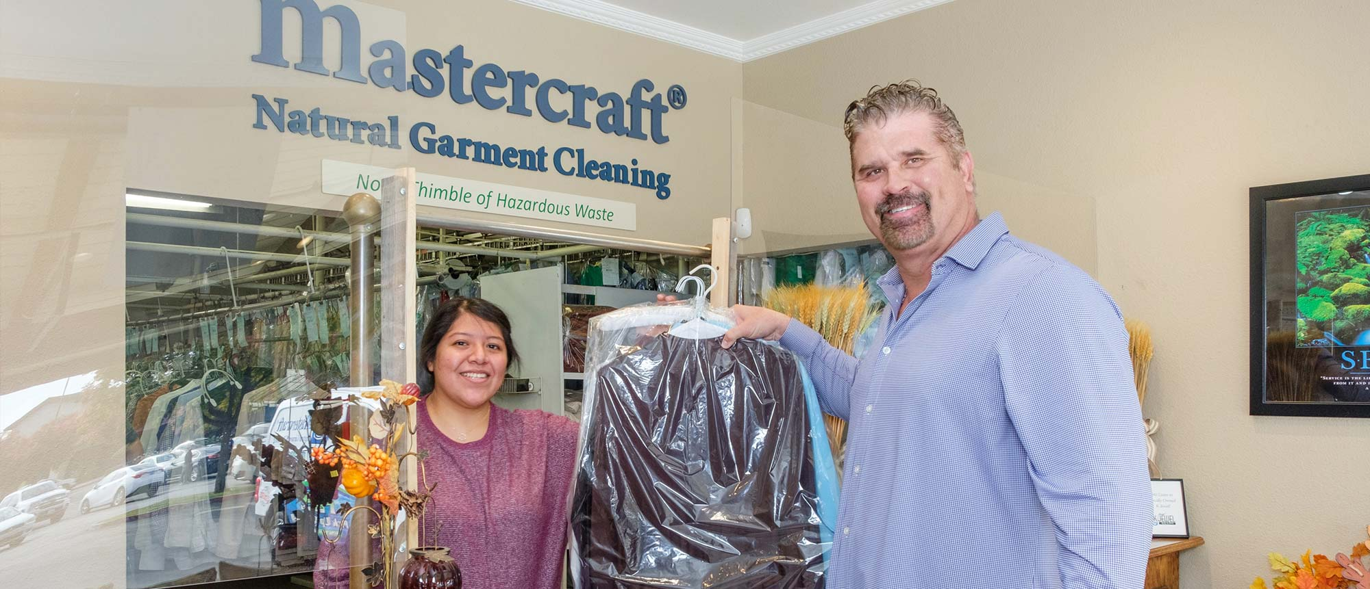 mastercraft natural garment cleaning - services